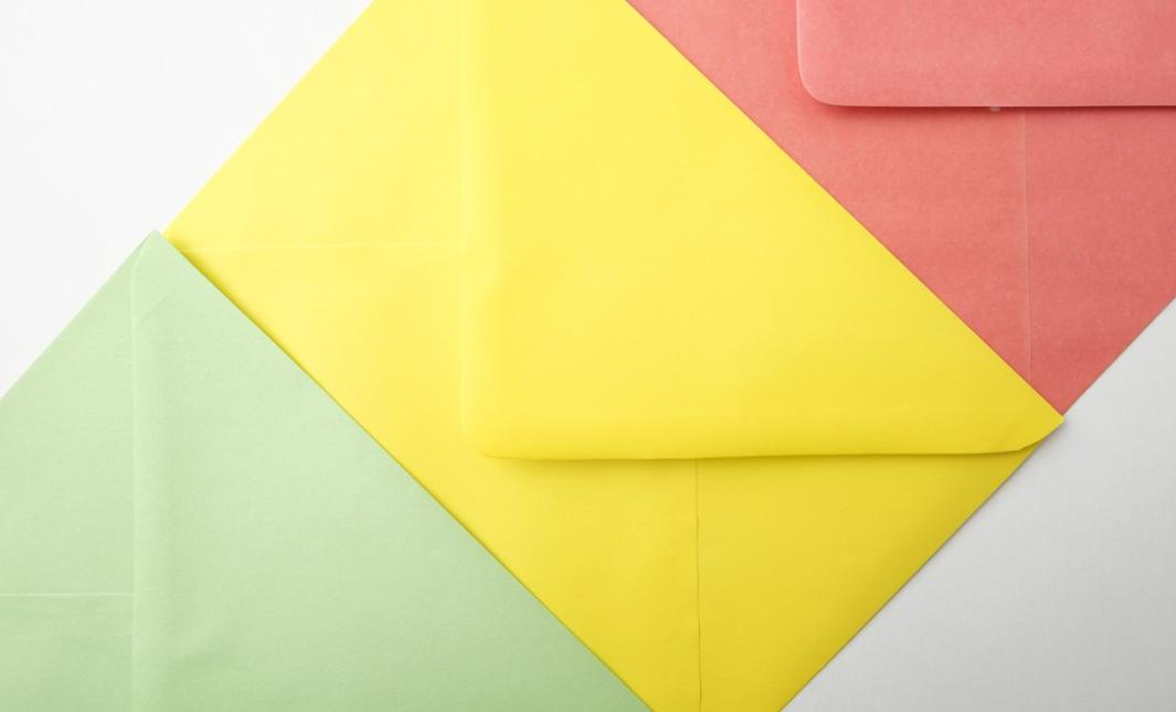 barevné obálky