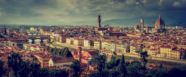 florencie toskánsko