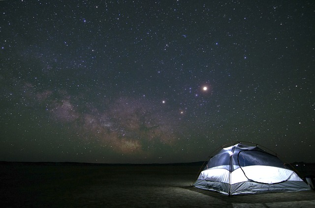 stan v noci